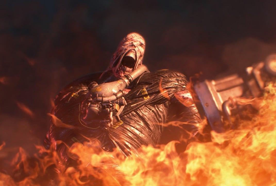 Compare os personagens de Resident Evil 3 Remake com o original 4