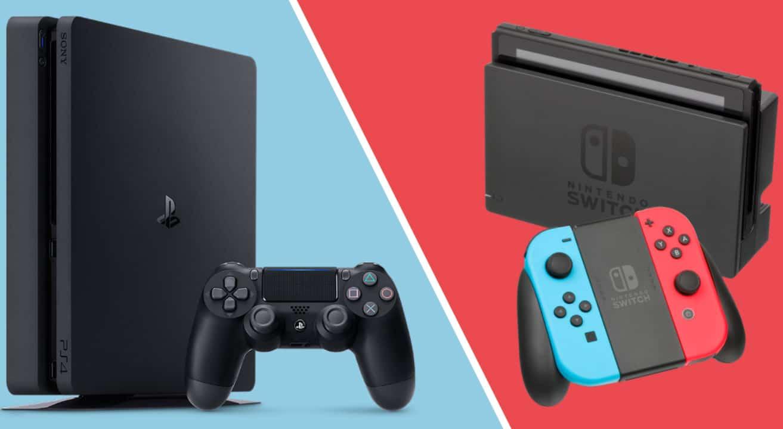 Nintendo Switch vence PS4 na Black Friday dos EUA