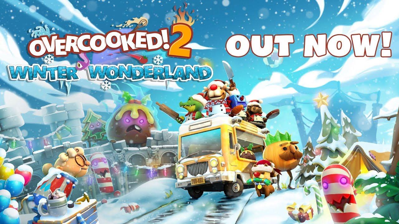 Overcooked! 2 ganha update gratuito com novas receitas