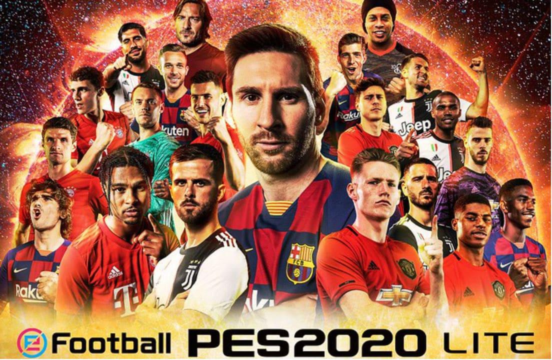 Que beleza! PES 2020 LITE chega ao PS4 em 09 de dezembro