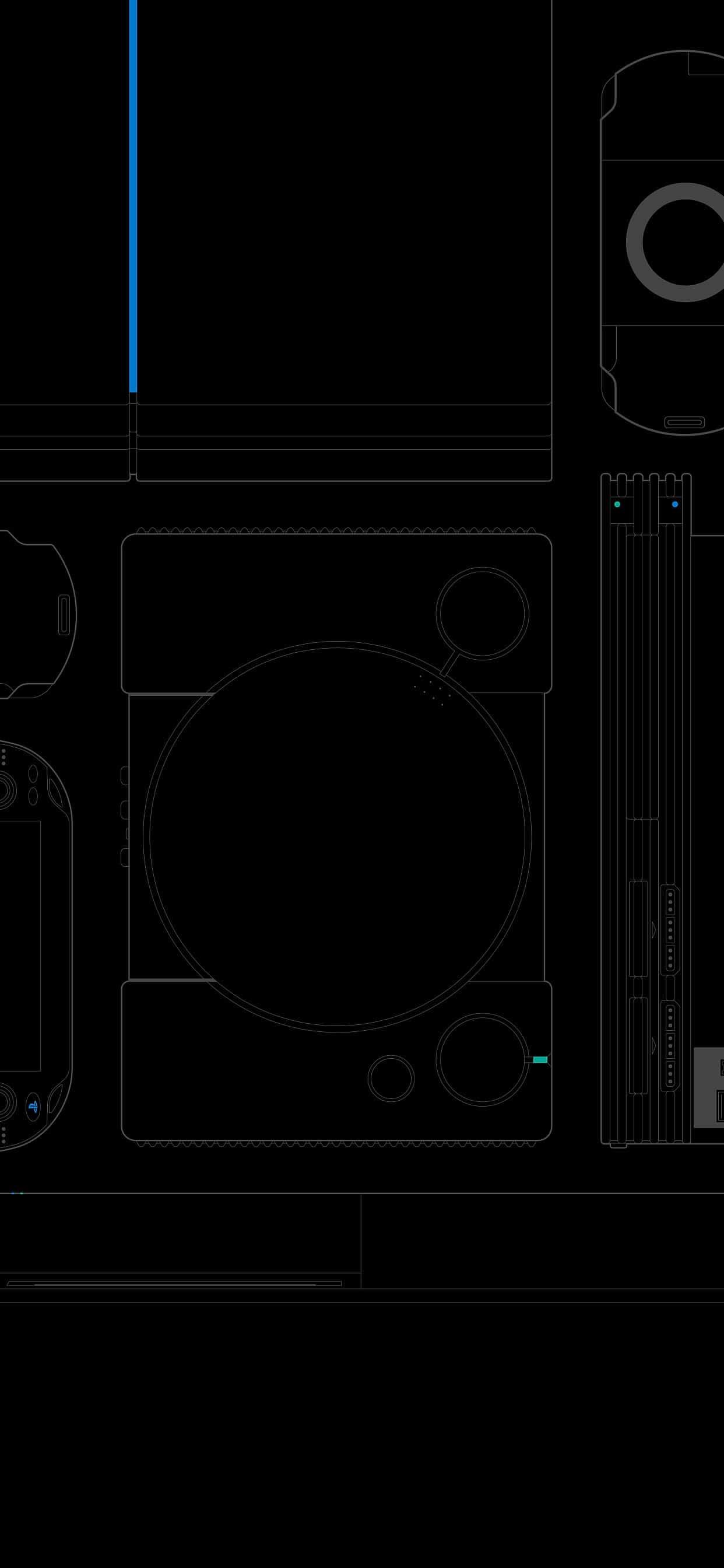 PlayStation oferece 8 papéis de parede em comemoração aos 25 anos 5
