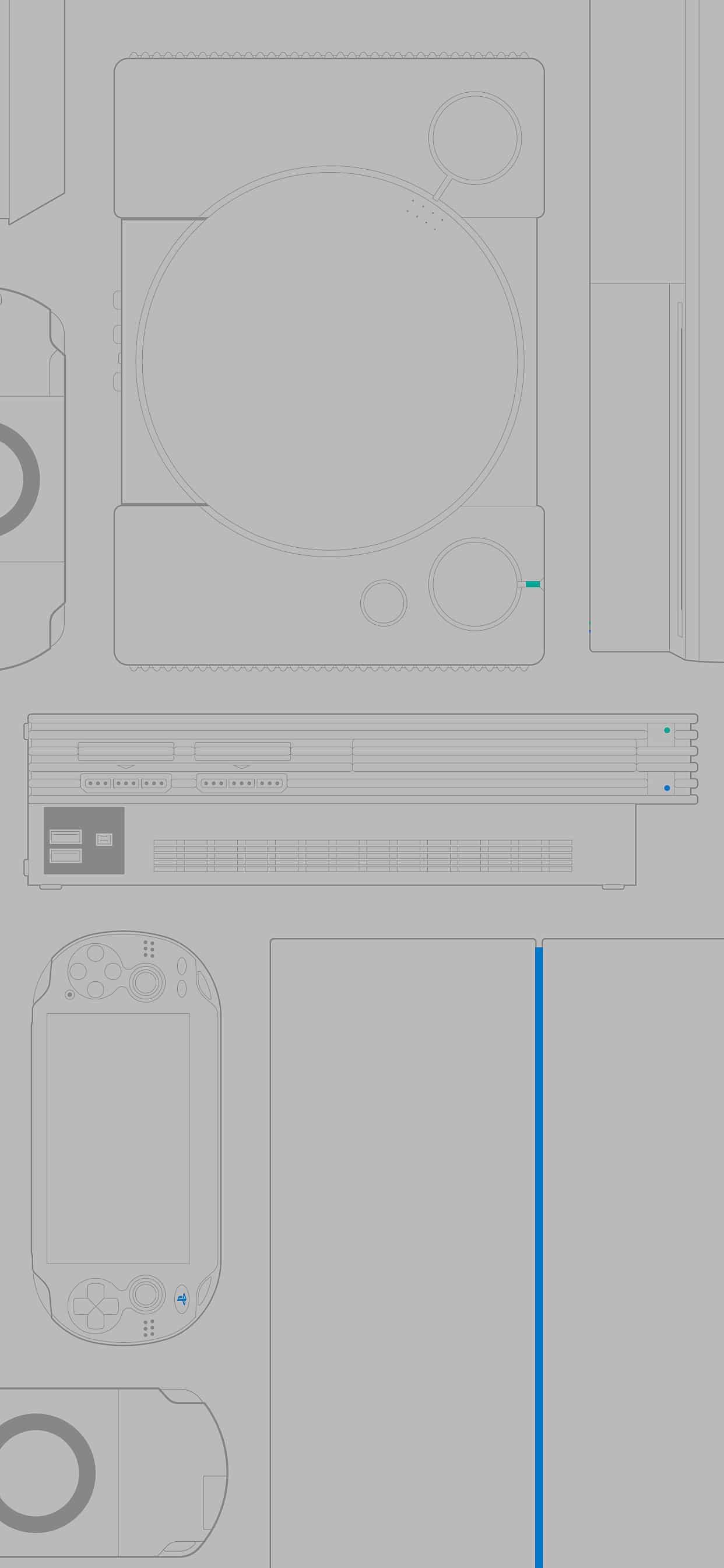 PlayStation oferece 8 papéis de parede em comemoração aos 25 anos 6
