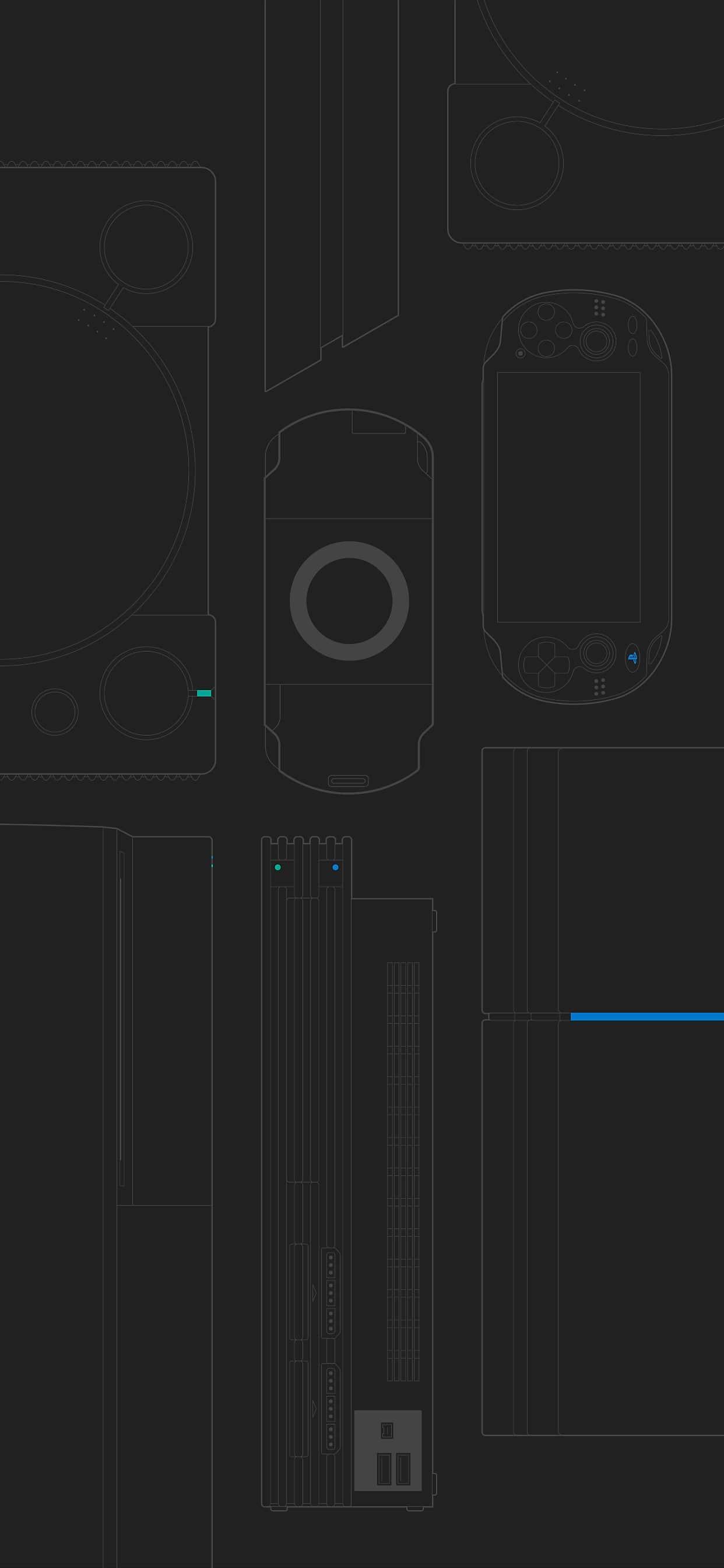 PlayStation oferece 8 papéis de parede em comemoração aos 25 anos 7