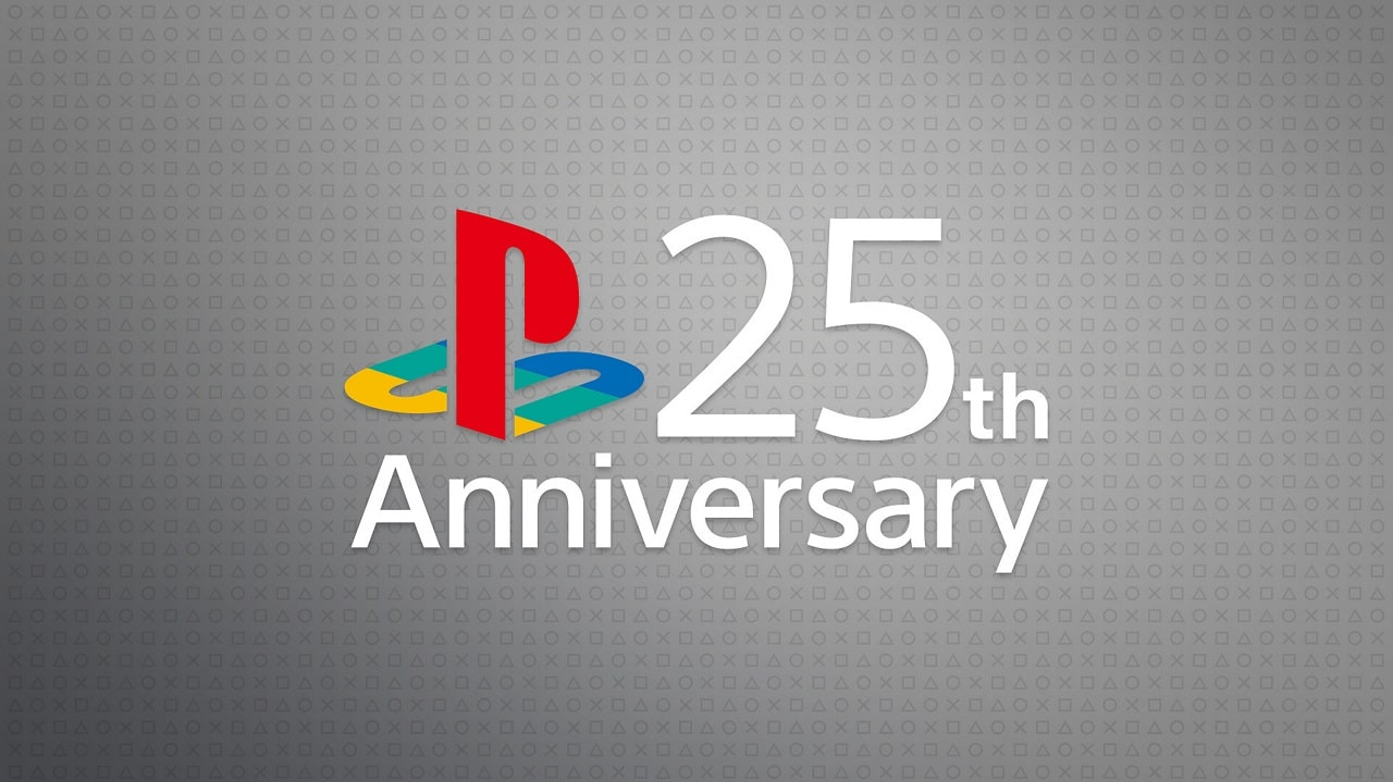 PlayStation oferece 8 papéis de parede em comemoração aos 25 anos