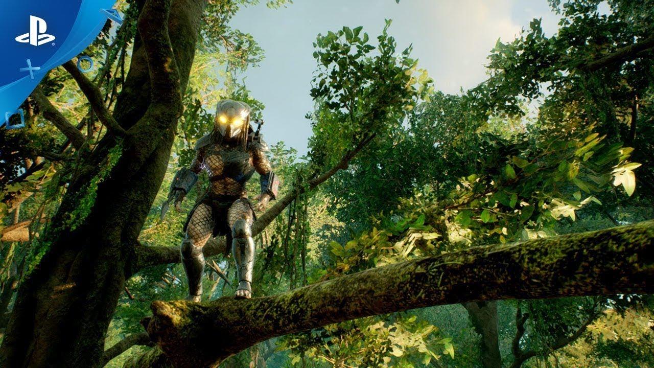 Com trailer, Sony anuncia Predator Hunting Grounds para 24 de abril de 2020