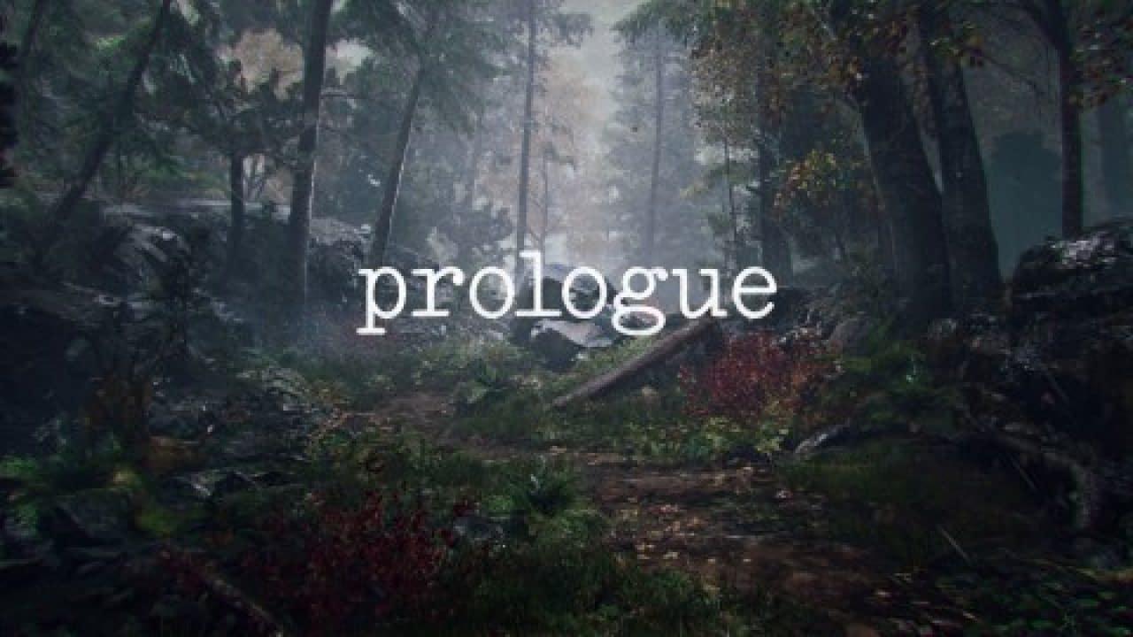 Prologue não será shooter e promete ter grande escala