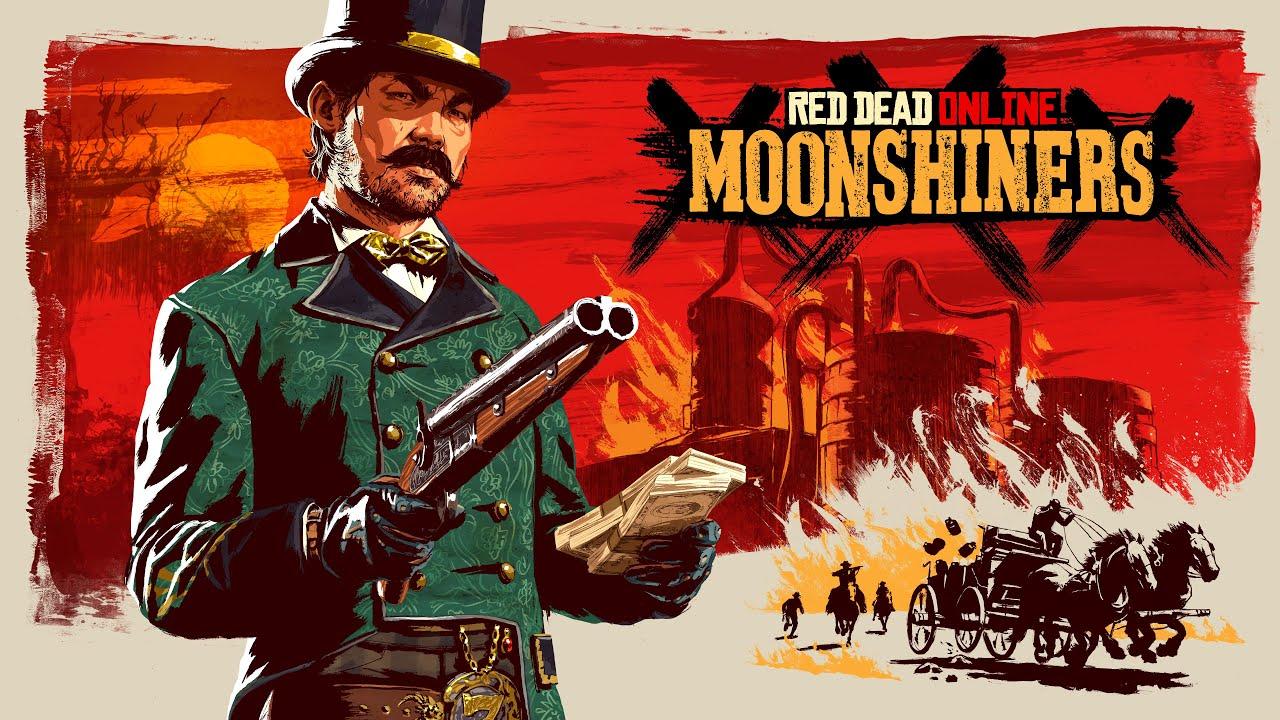 Red Dead Online: expansão cria o negócio de bebidas ilícitas