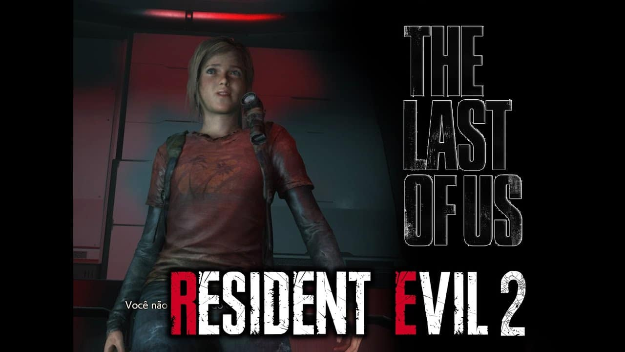 Mod coloca Ellie de The Last of Us em Resident Evil 2