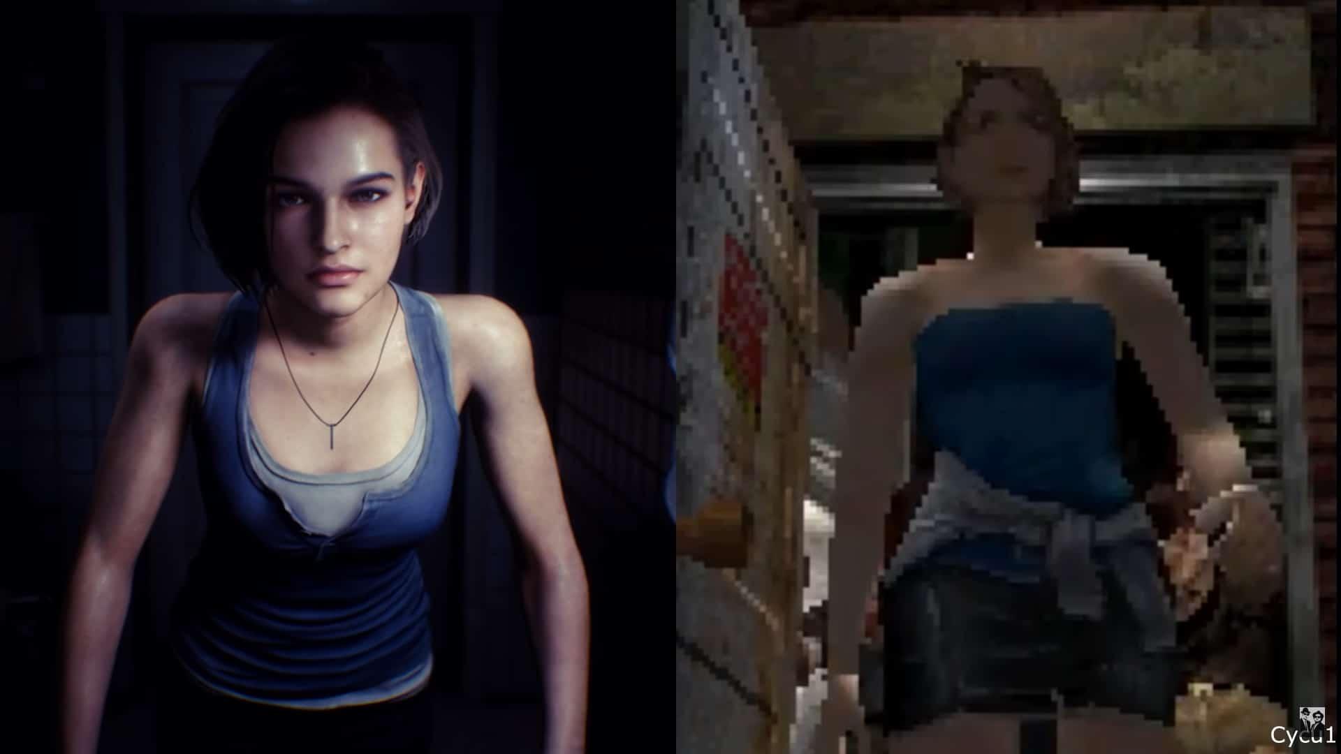 Resident Evil 3: Nemesis era para ser um spin-off