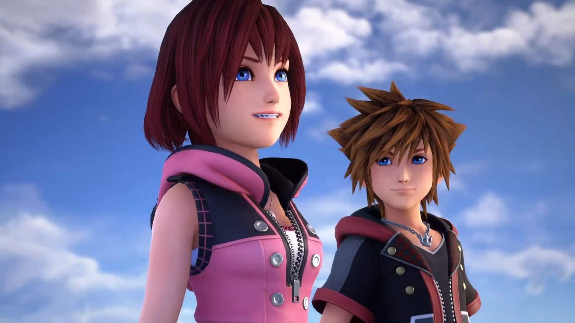 DLC Kingdom Hearts 3 Re:MIND ganha trailer e data de estreia