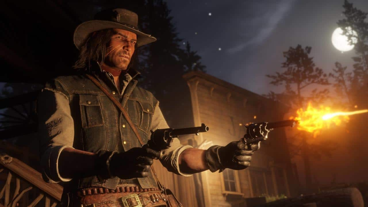 Red Dead Redemption 2: NPC assassino surpreende jogadores