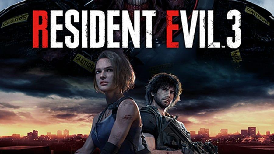É real: imagens de Resident Evil 3