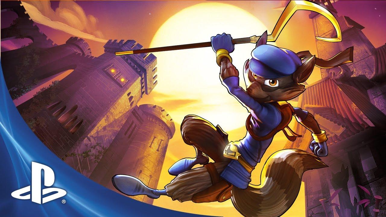 Estúdio pretende fazer novos jogos de Sly Cooper, mas depende da Sony