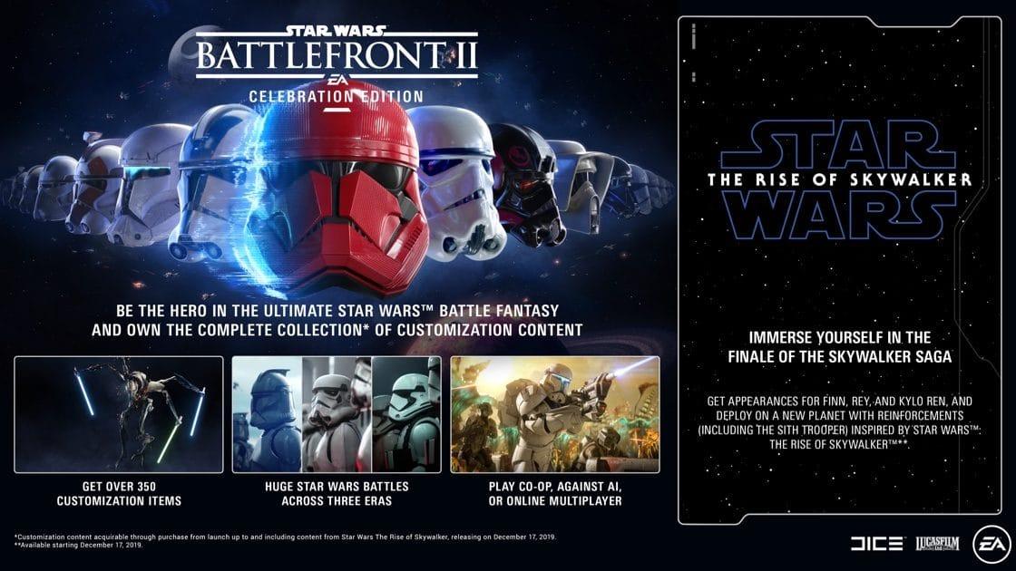 Star Wars Battlefront II ganha conteúdos do novo filme 1