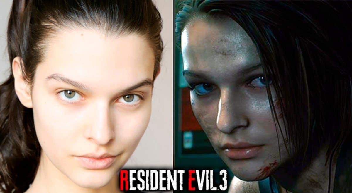 Conheça Sasha Zotova, a nova Jill Valentine de Resident Evil 3