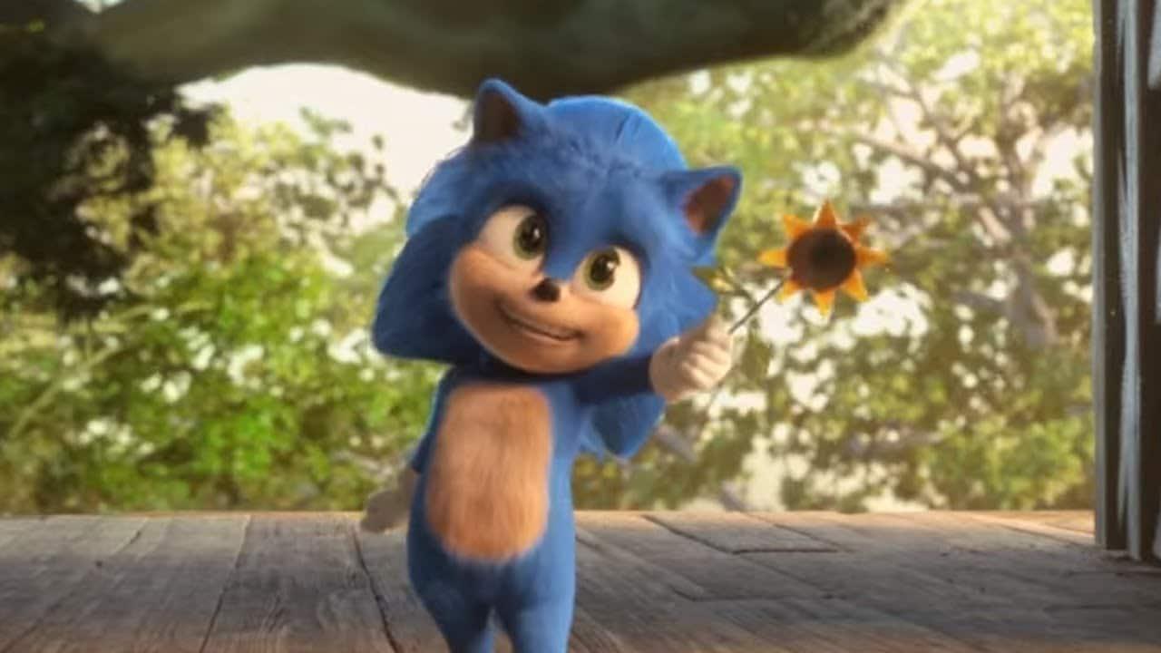 Baby gotta go fast: Paramount revela versão bebê de Sonic do filme