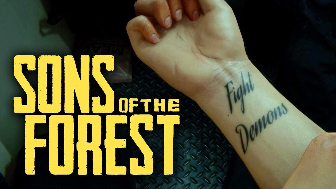 Survival de terror, Sons of the Forest é anunciado no TGA 2019