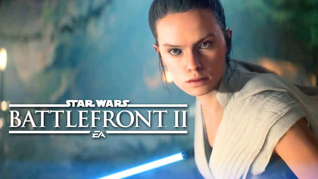Estrelando Rey, Star Wars Battlefront 2 recebe trailer com conteúdo do novo filme