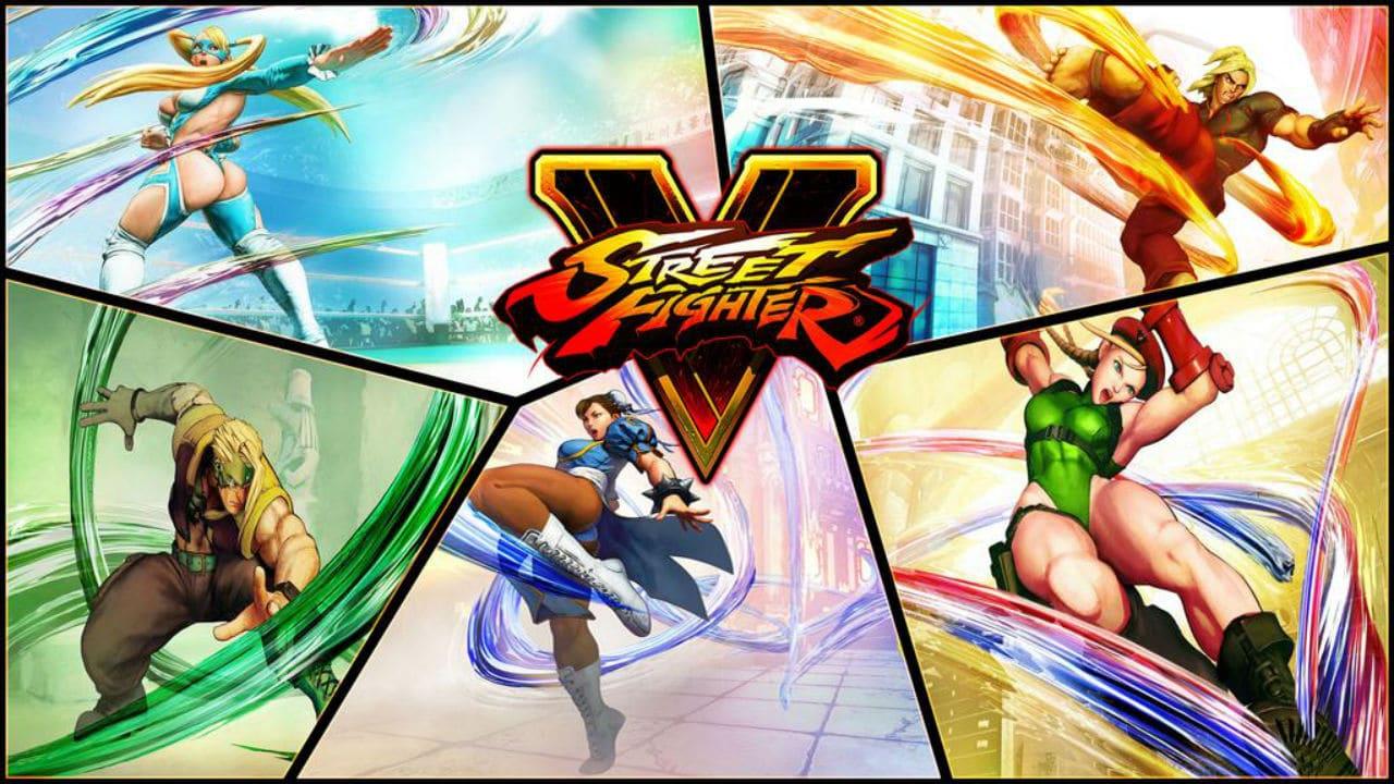 Street Fighter V: combos mostram as novas V-Skills em ação