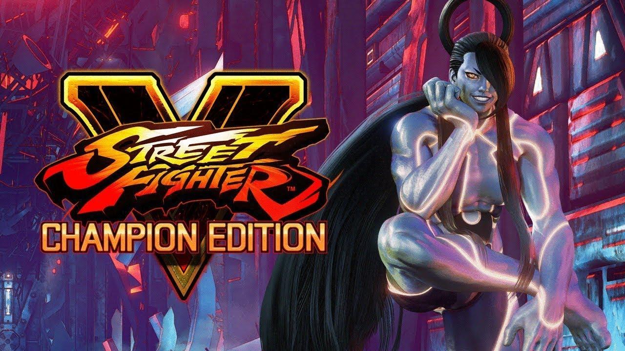 Seth, chefe de Street Fighter IV, vai chegar ao Street Fighter V