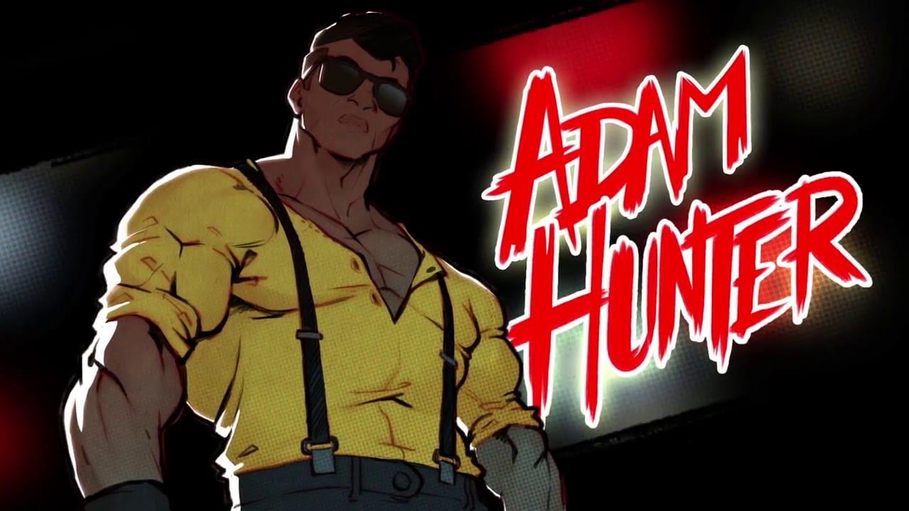 Socando tudo em trailer, Adam Hunter é o novo lutador de Streets of Rage 4