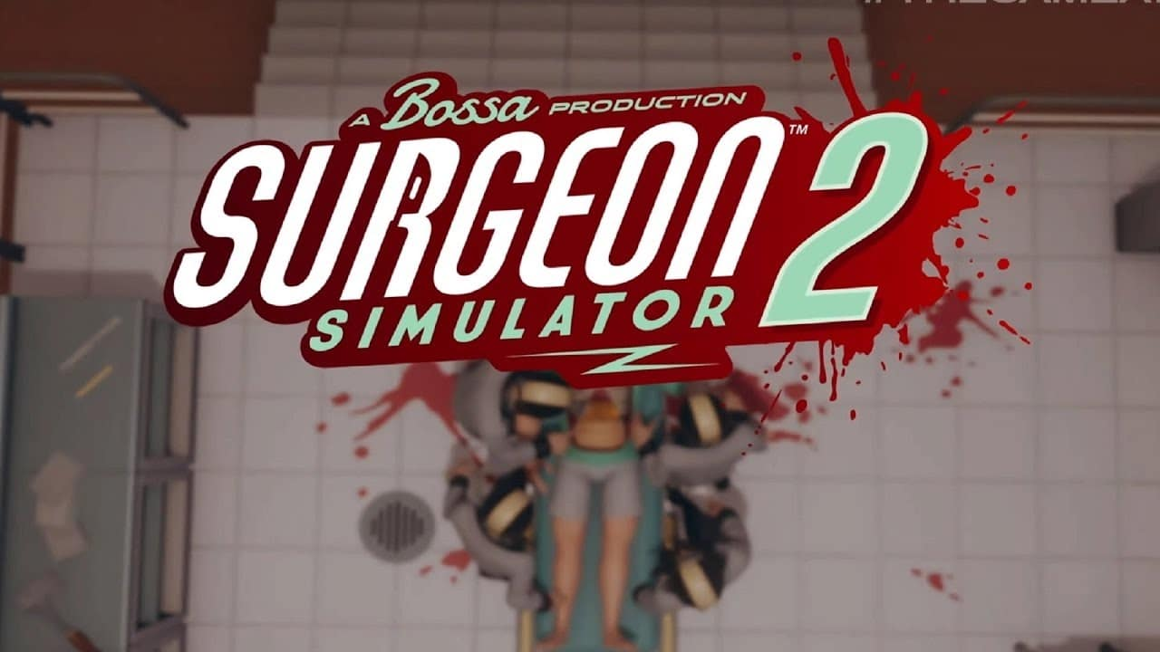 Prepare o bisturi: Surgeon Simulator 2 é anunciado com trailer