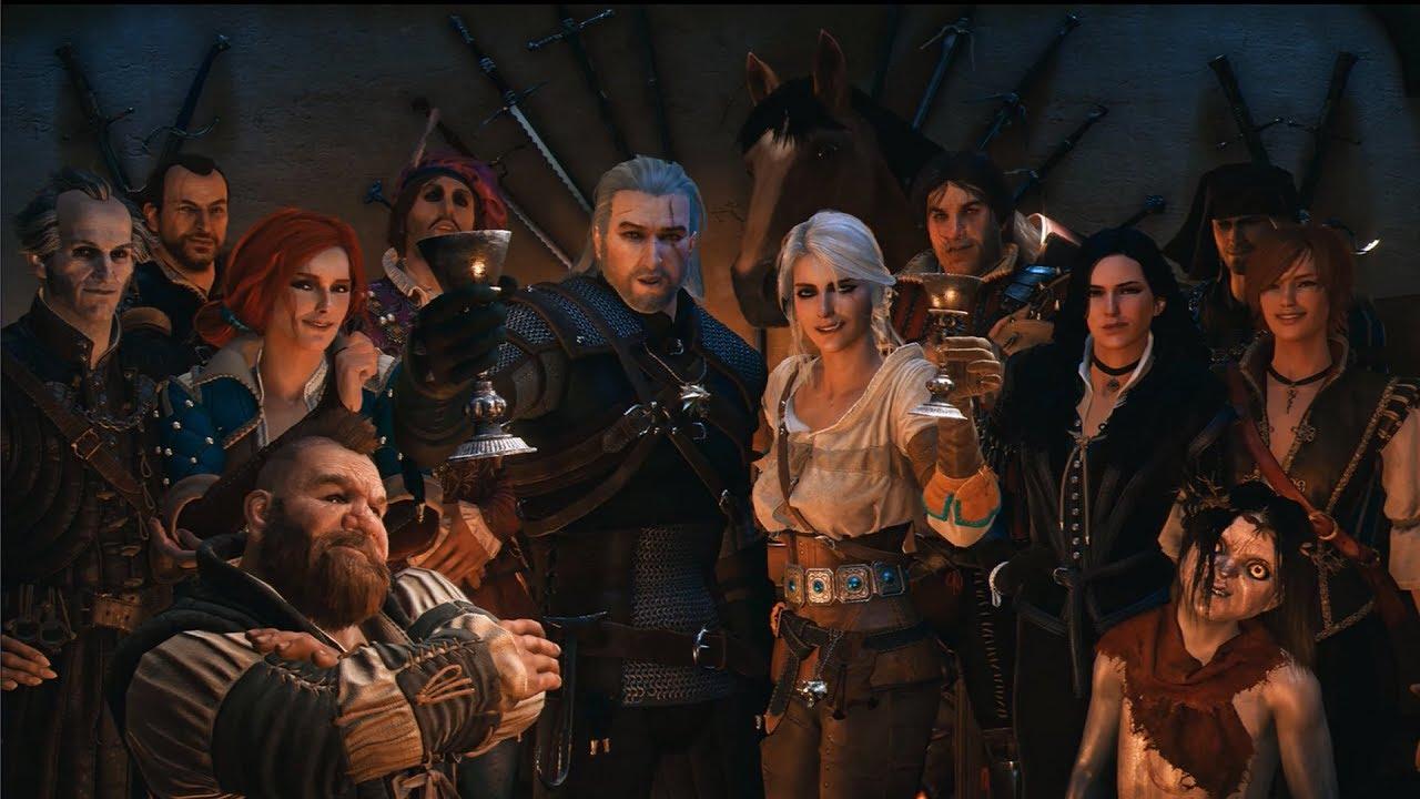 The Witcher 4? CD Projekt RED e autor dos livros renovam parceria