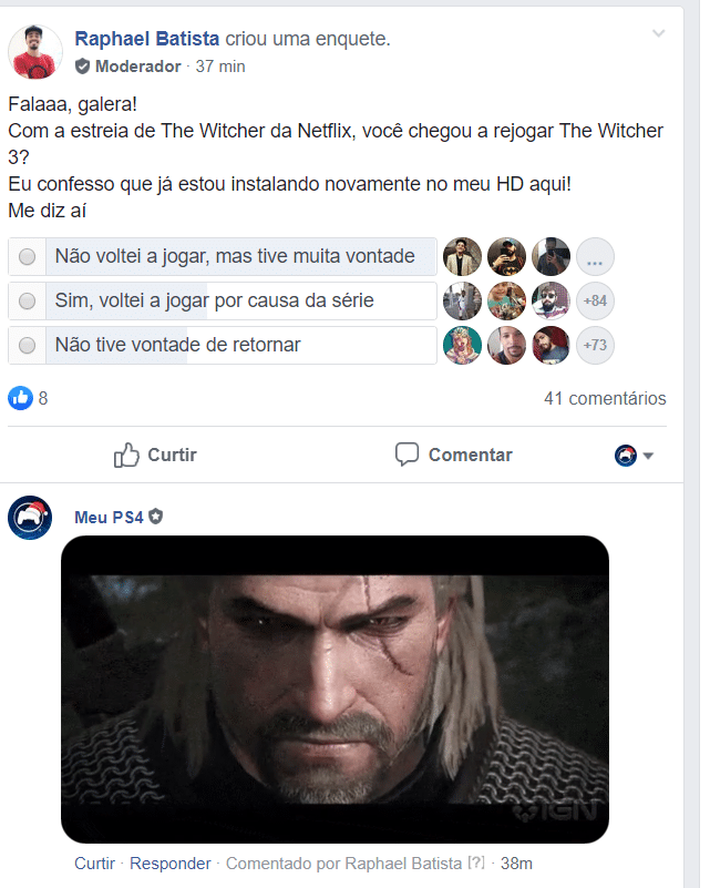 Série da Netflix faz jogadores voltarem a The Witcher 3 1