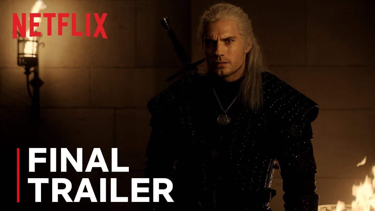 The Witcher da Netflix: