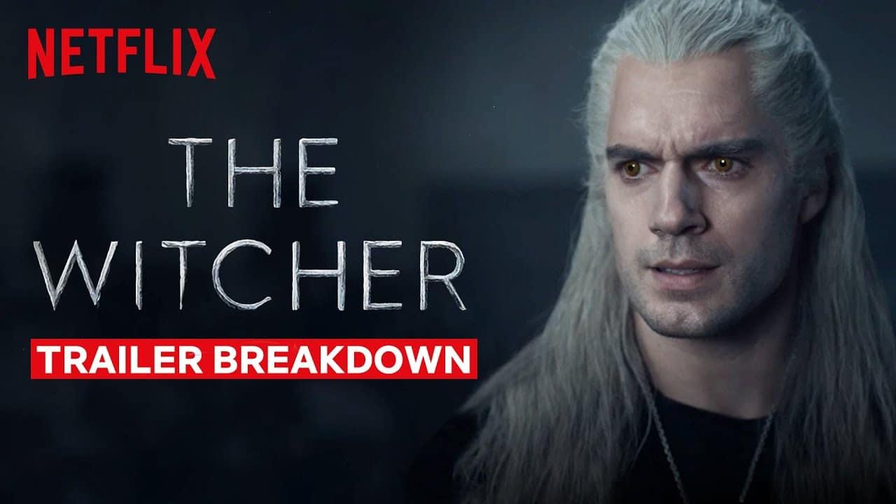 Produtores comentam trailer de The Witcher da Netflix