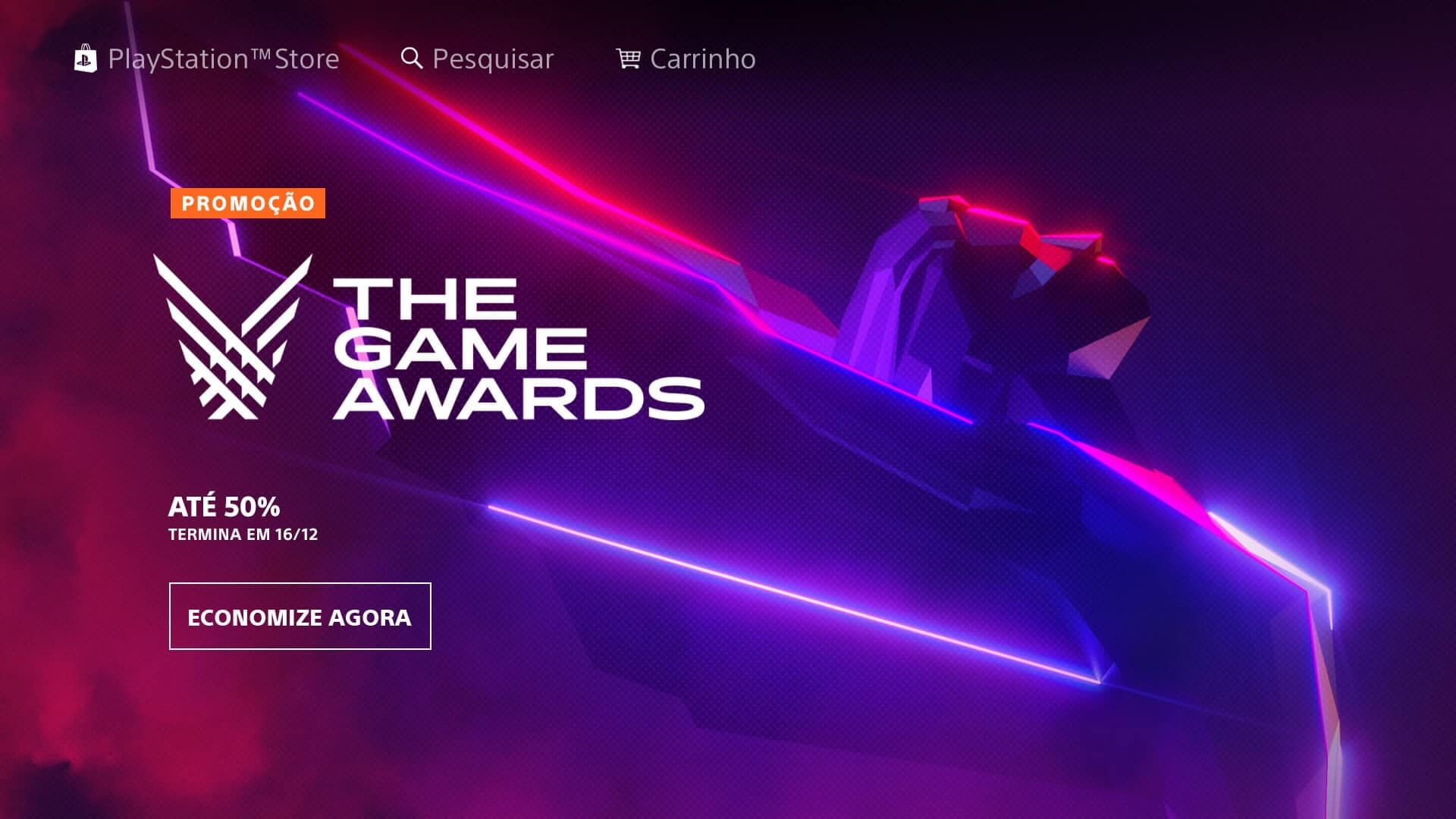Confira a lista com todos os vencedores do The Game Awards 2019