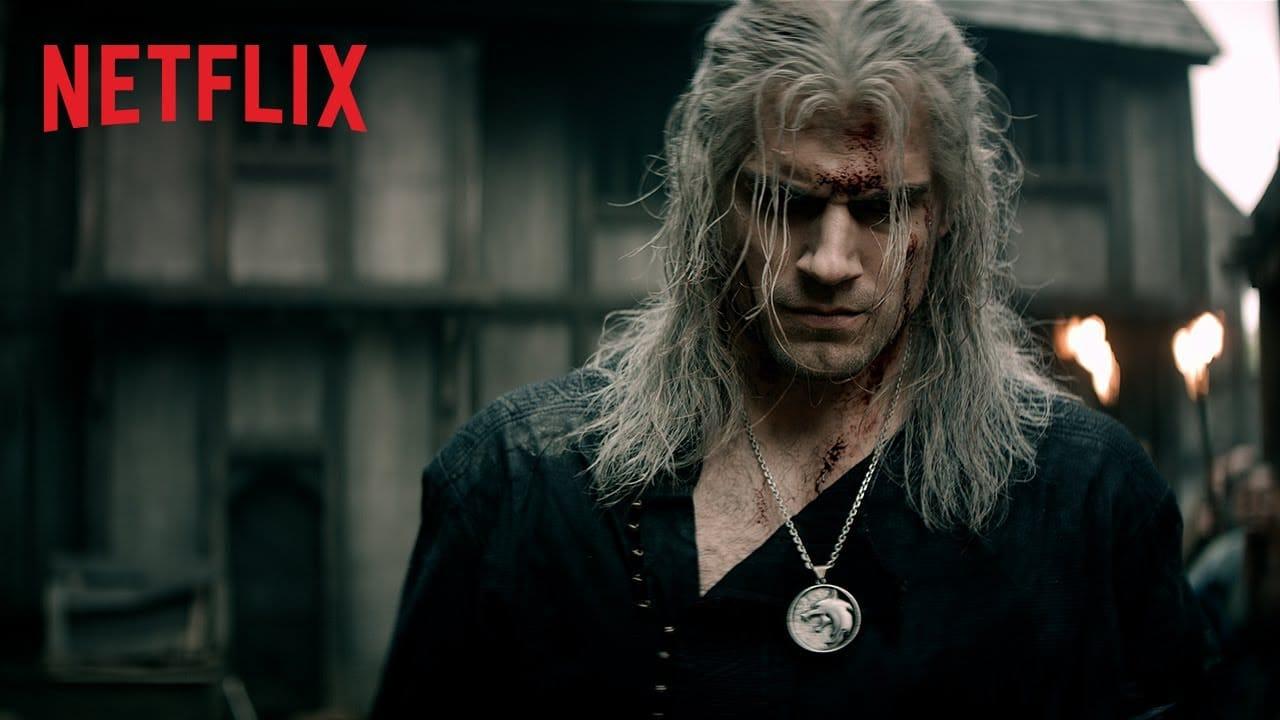 The Witcher é a segunda série mais popular no Brasil e no mundo