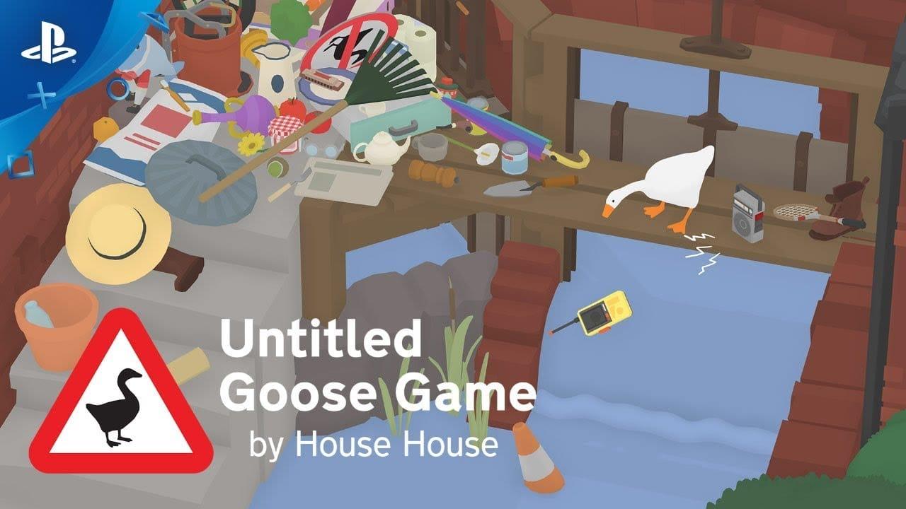 Untitled Goose Game, o