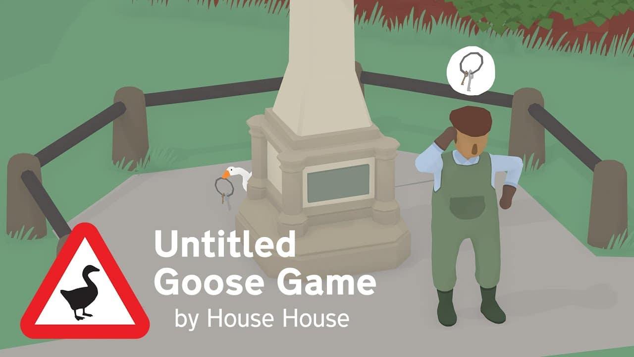 Untitled Goose Game chega a impressionantes 1 milhão de cópias vendidas