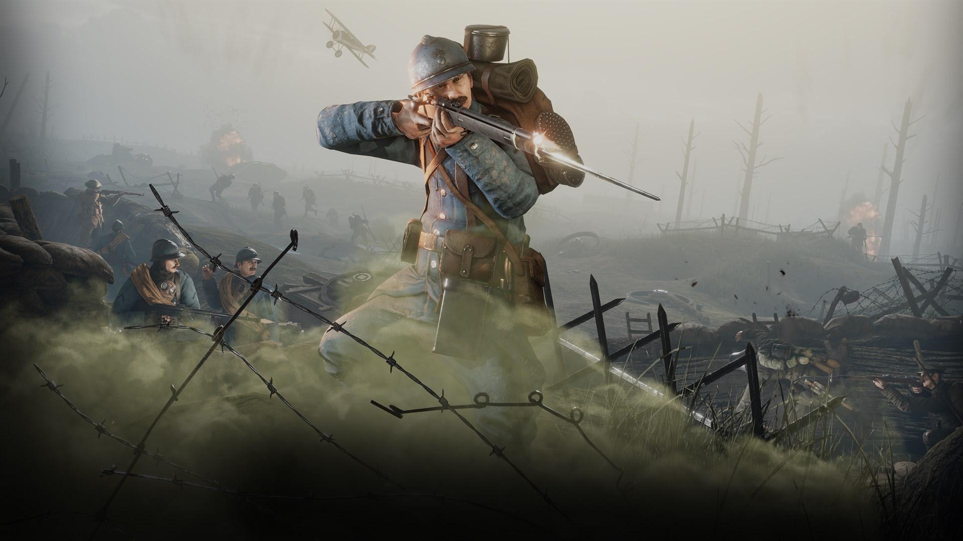 Verdun, FPS de guerra, ganha versão remasterizada para PS4