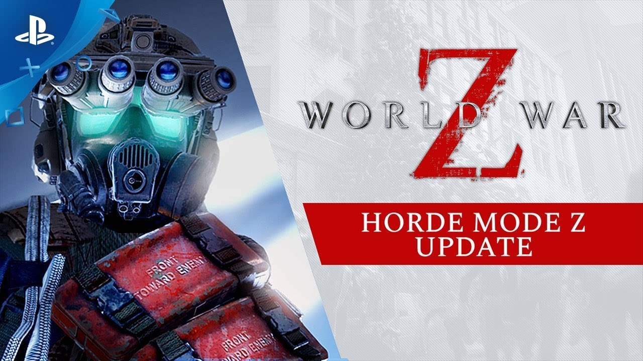 Crossplay chegará ao World War Z no