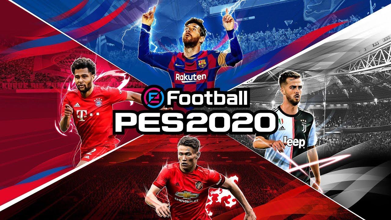 PES 2020 LITE já disponível na PS Store; Baixe AQUI!