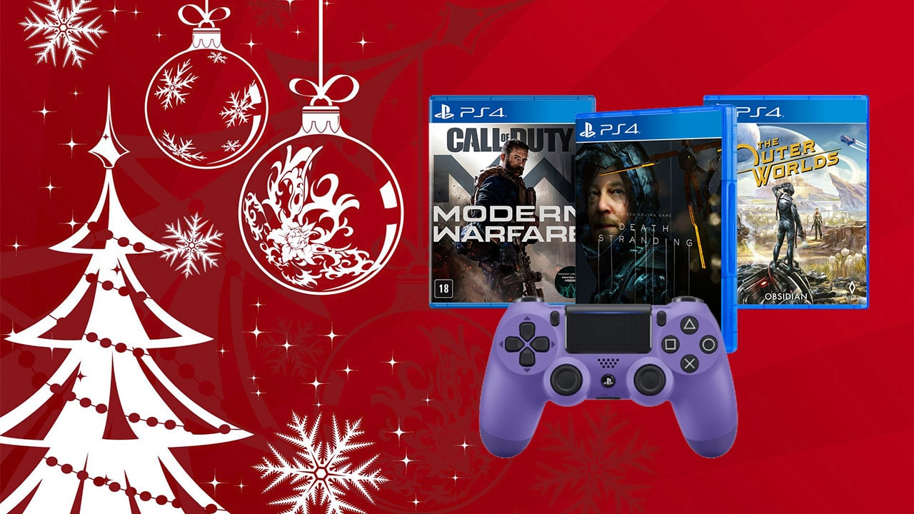 20 jogos bons, bonitos e baratos para comprar no Natal
