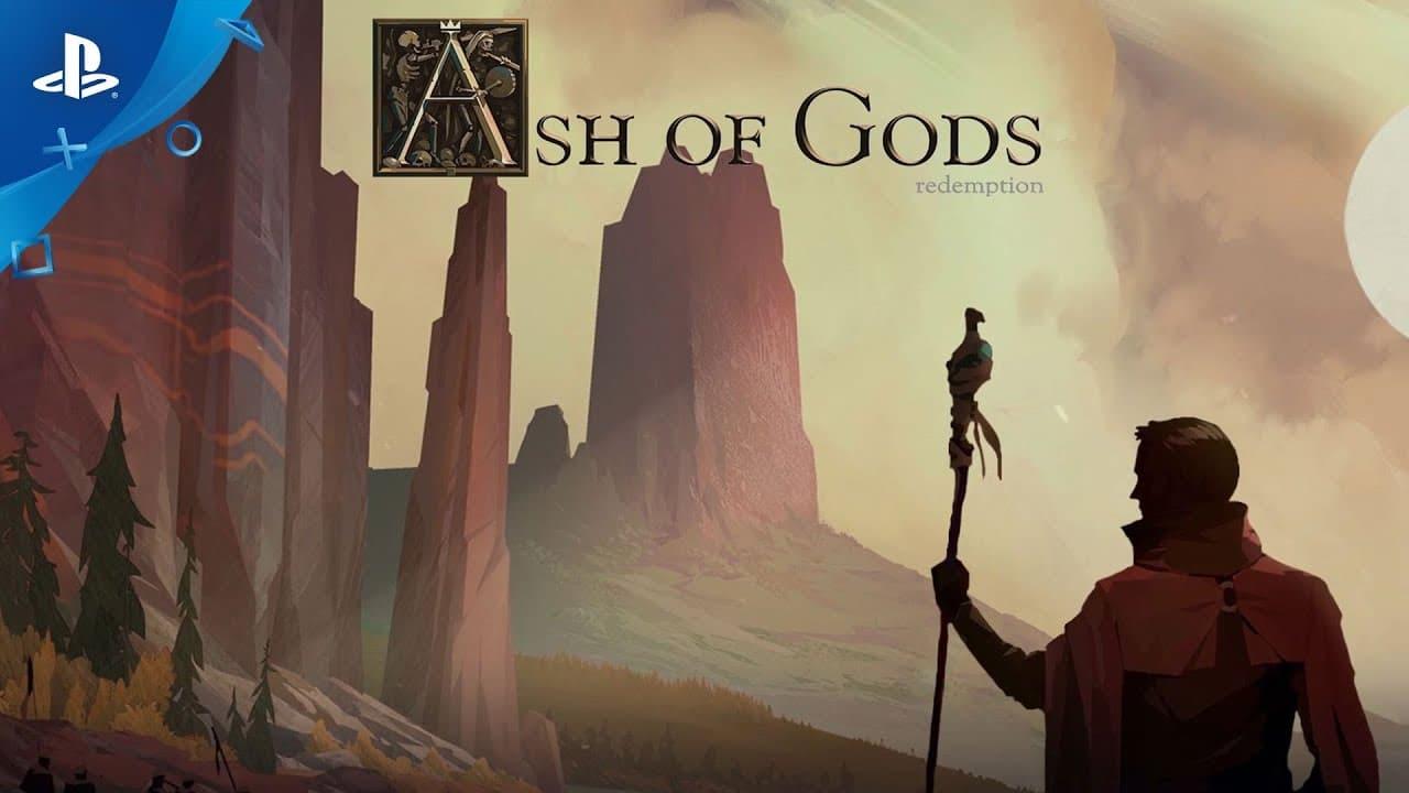 Ash of Gods: Redemption chegará ao PS4 em 31 de Janeiro