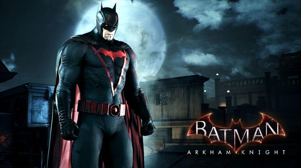 Batman: Arkham Knight vai receber nova skin no fim do mês