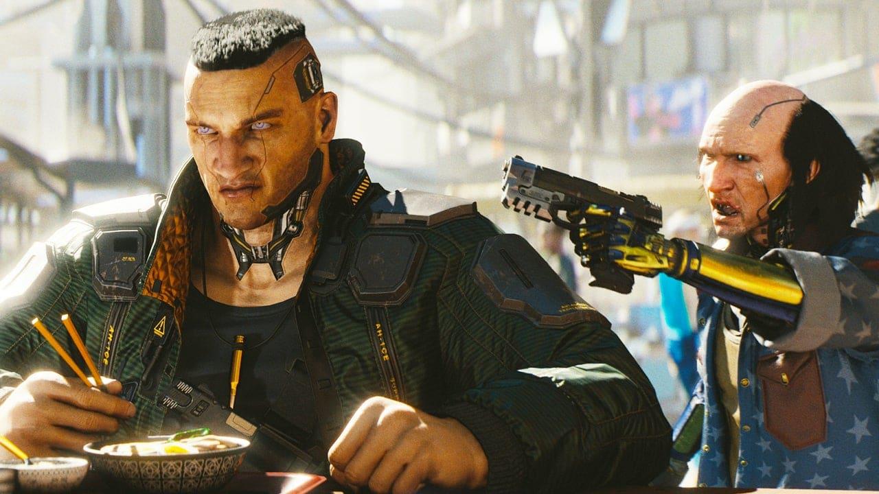 Multiplayer de Cyberpunk 2077 deve chegar depois de 2021