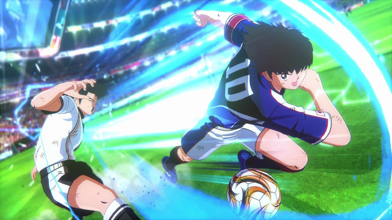 Super Campeões está de volta! Captain Tsubasa: Rise of New Champions chegará para PS4