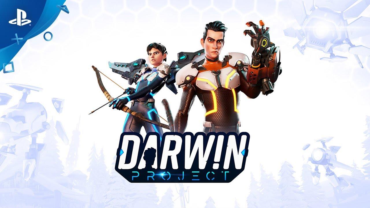 PS4 recebe novo battle royale gratuito; Conheça Darwin Project