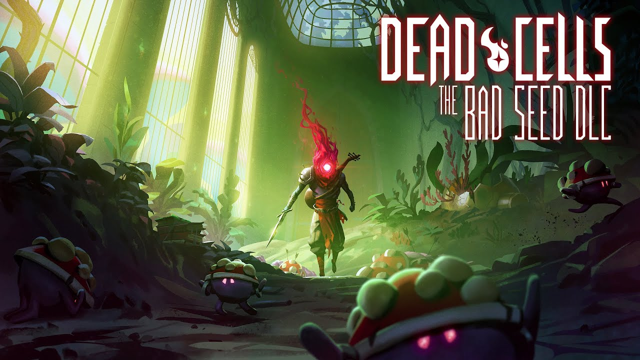 Dead Cells: The Bad Seed ganha trailer de jogabilidade