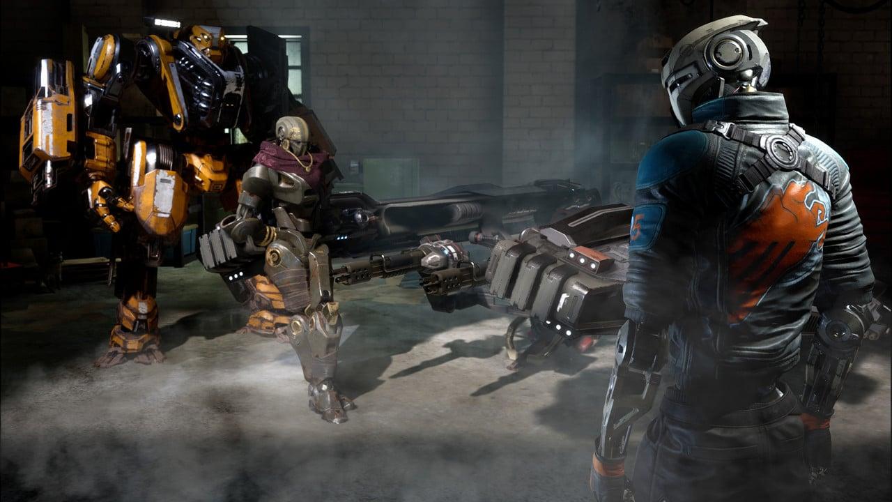 Disintegration ganha novo gameplay com tiroteios intensos