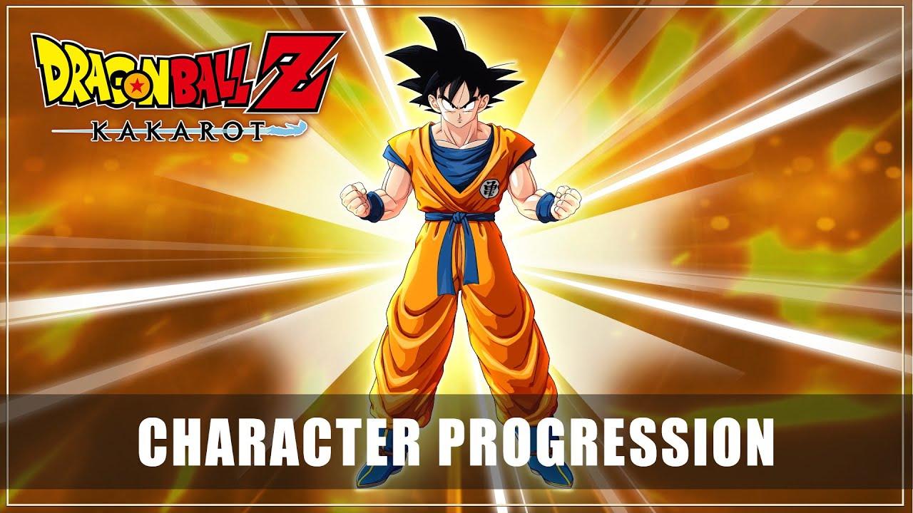 Novo trailer de Dragon Ball Z: Kakarot mostra os tipos de progressão