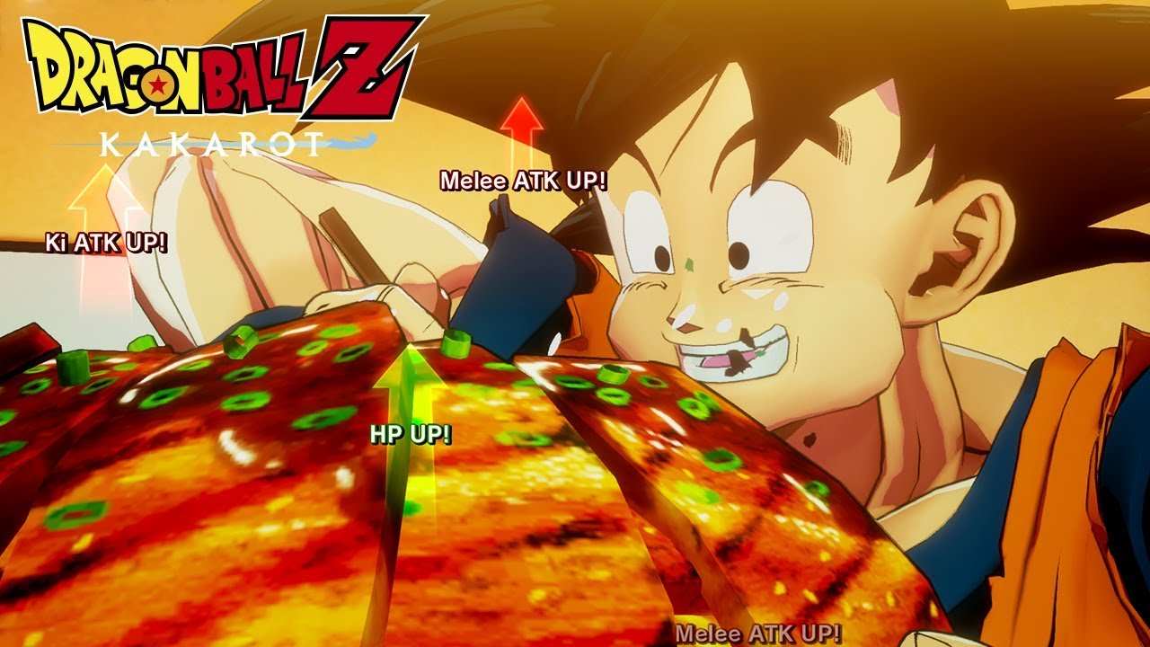 Dragon Ball Z: Kakarot: espaço no HD, primeira atualização e mais!