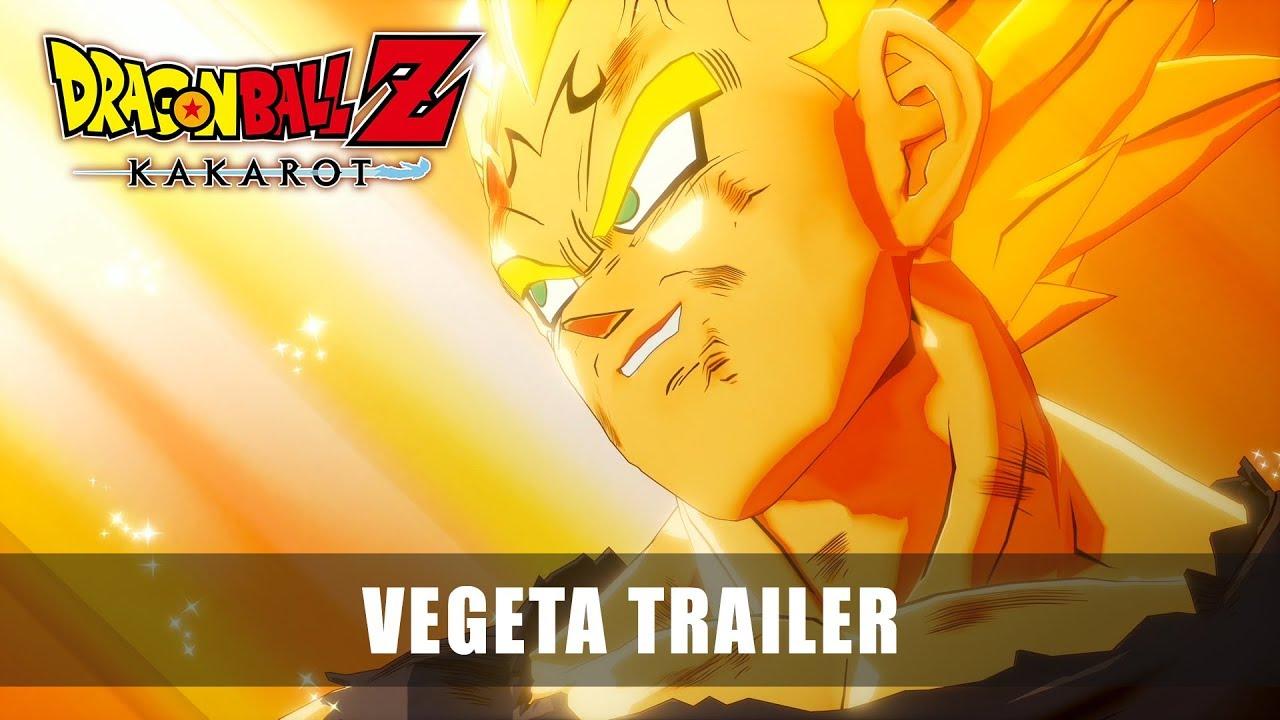 Assista aos 15 primeiros minutos de Dragon Ball Z: Kakarot