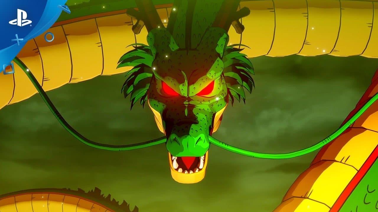 Dragon Ball Z: Kakarot ganha vídeo mostrando invocação de Shenlong