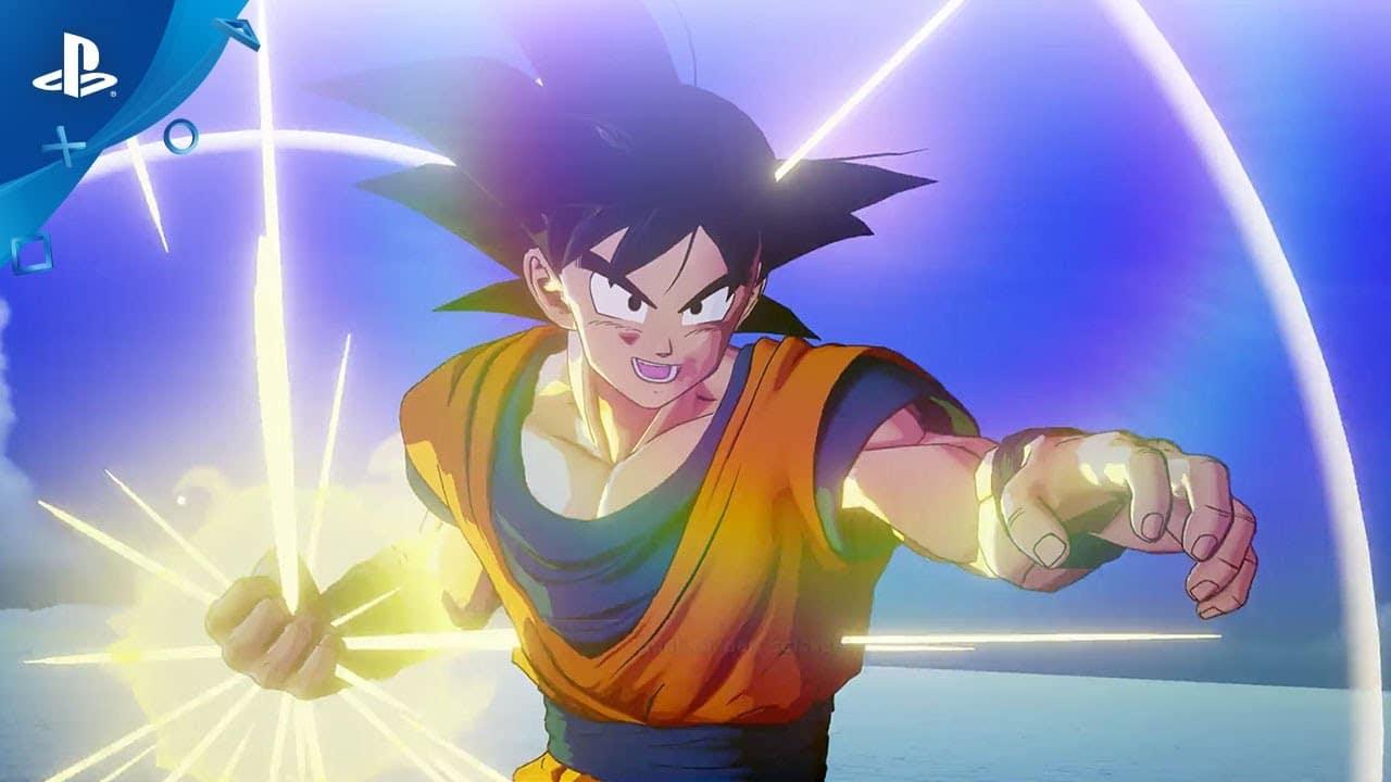 Dragon Ball Z: Kakarot terá campanha de 40 horas